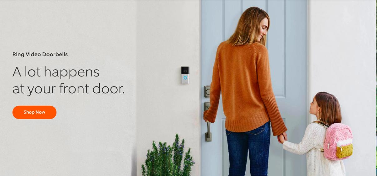 Video Doorbell Ring