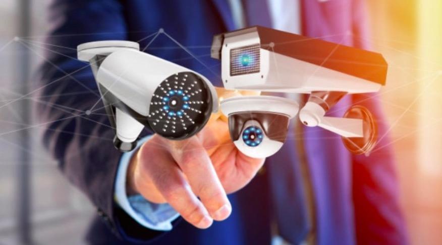 surveillance camera control